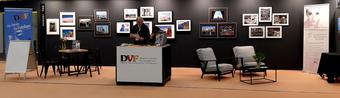 DVF Stand beim Fotohaven 2020